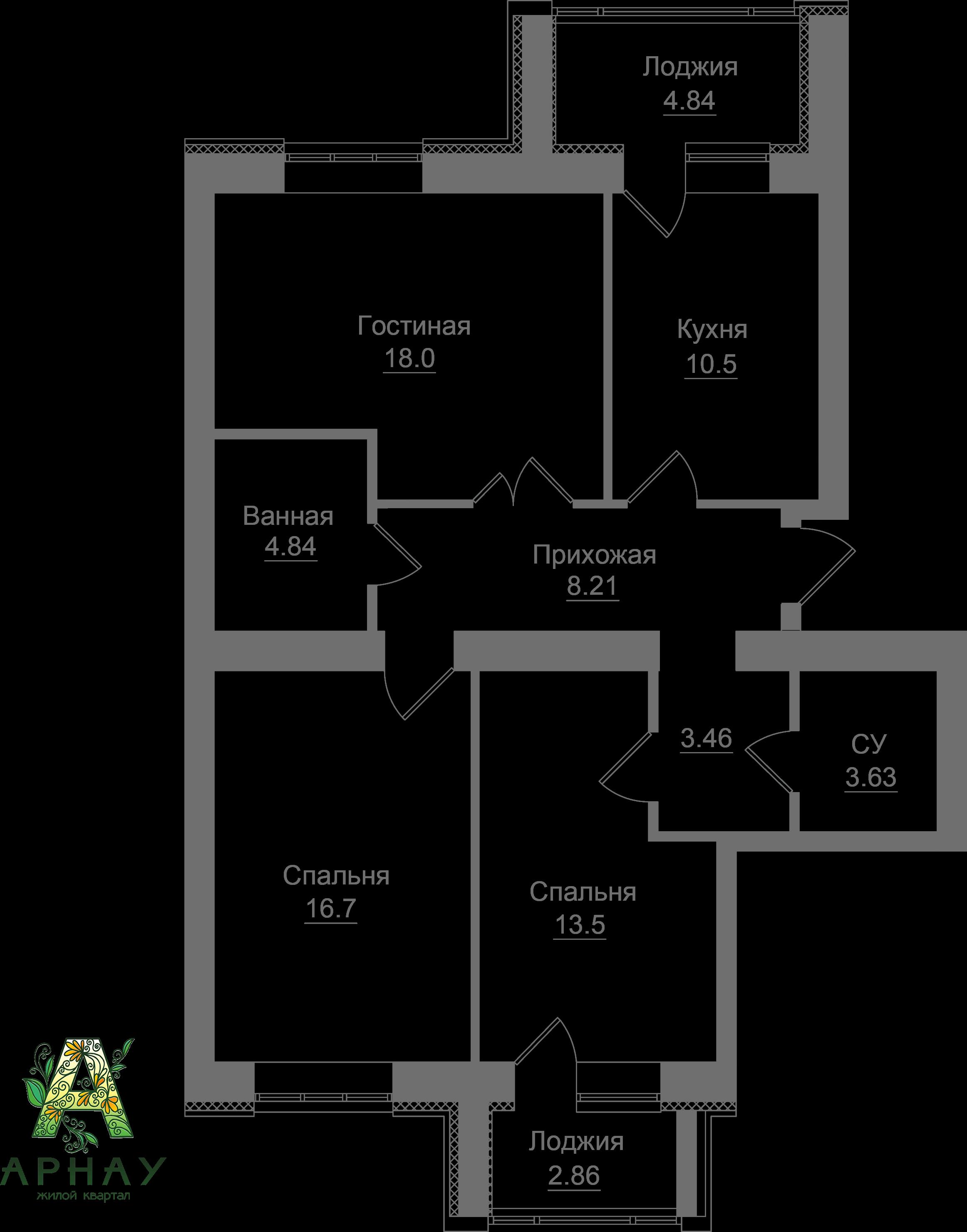 Квартира 88