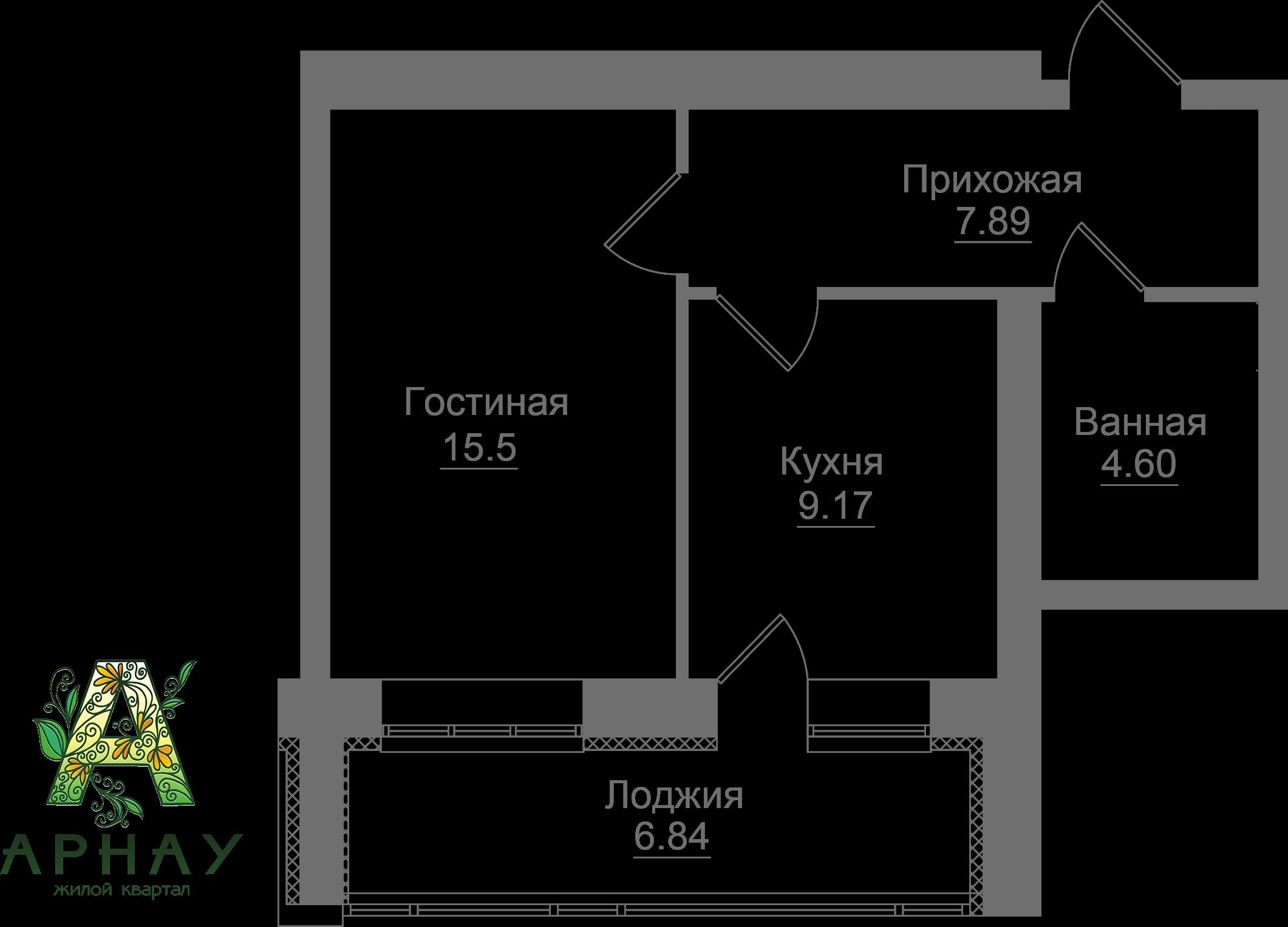 Квартира 95