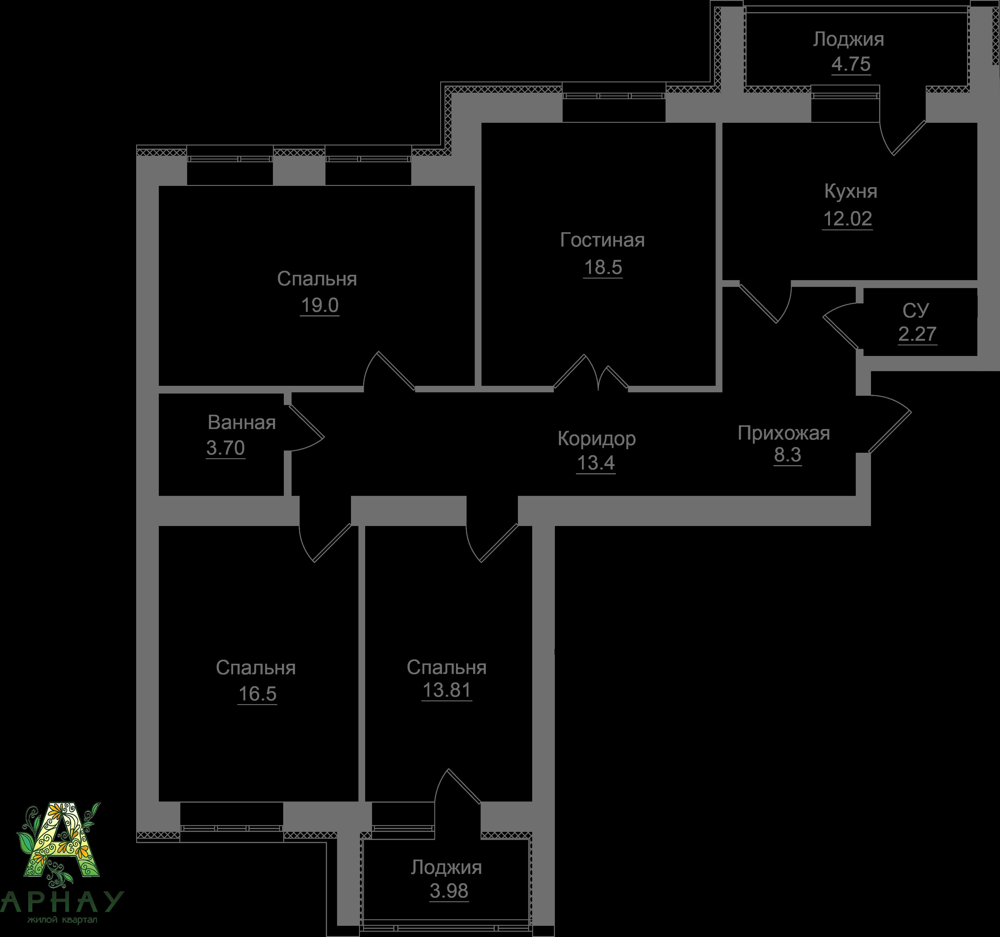 Квартира 118