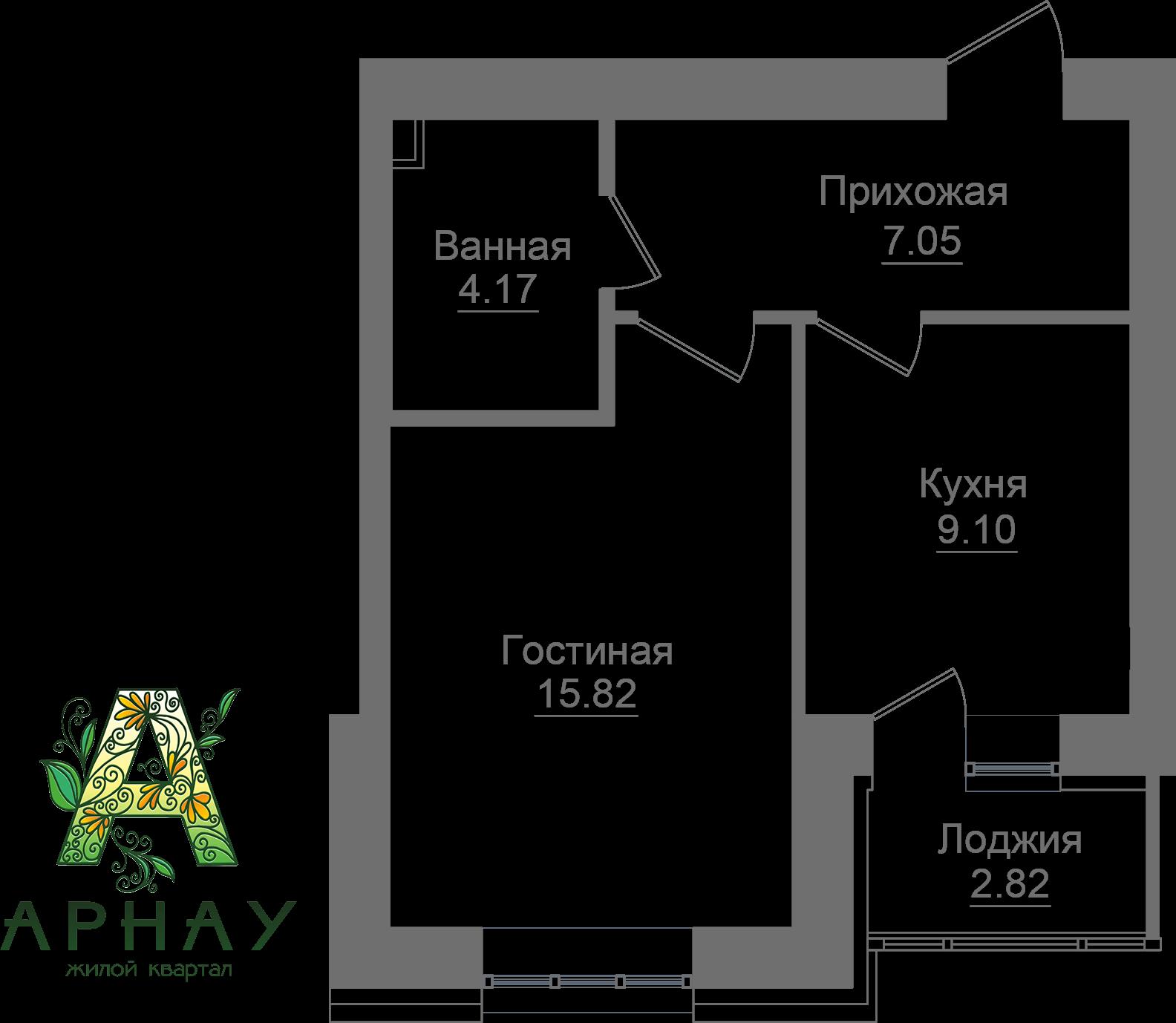 Квартира 134