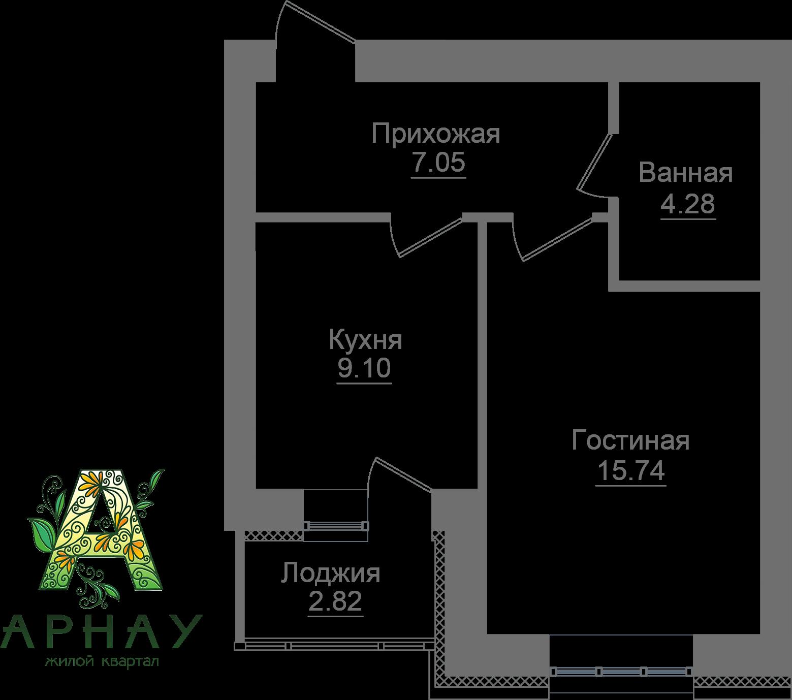 Квартира 133