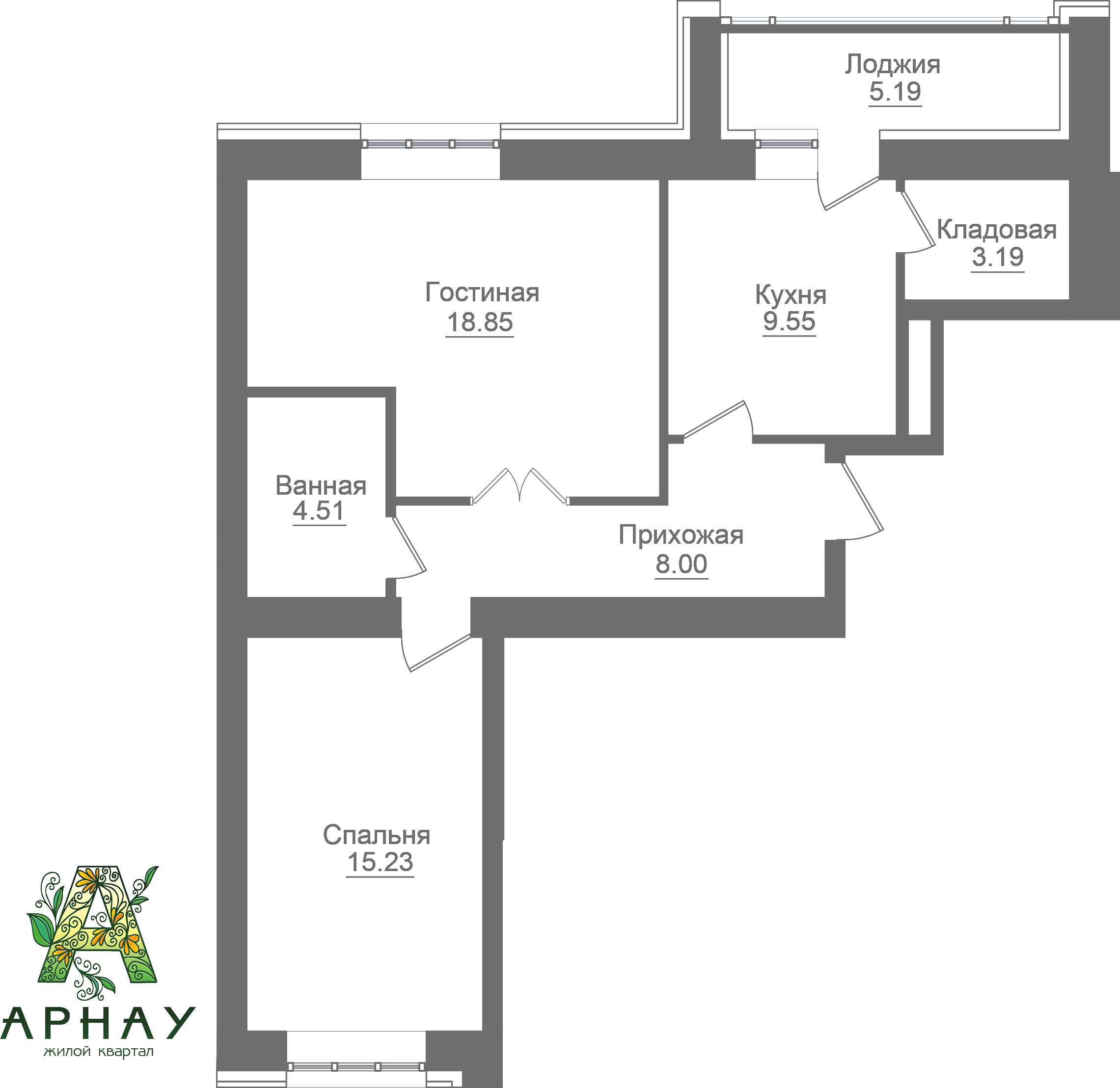 Квартира 140
