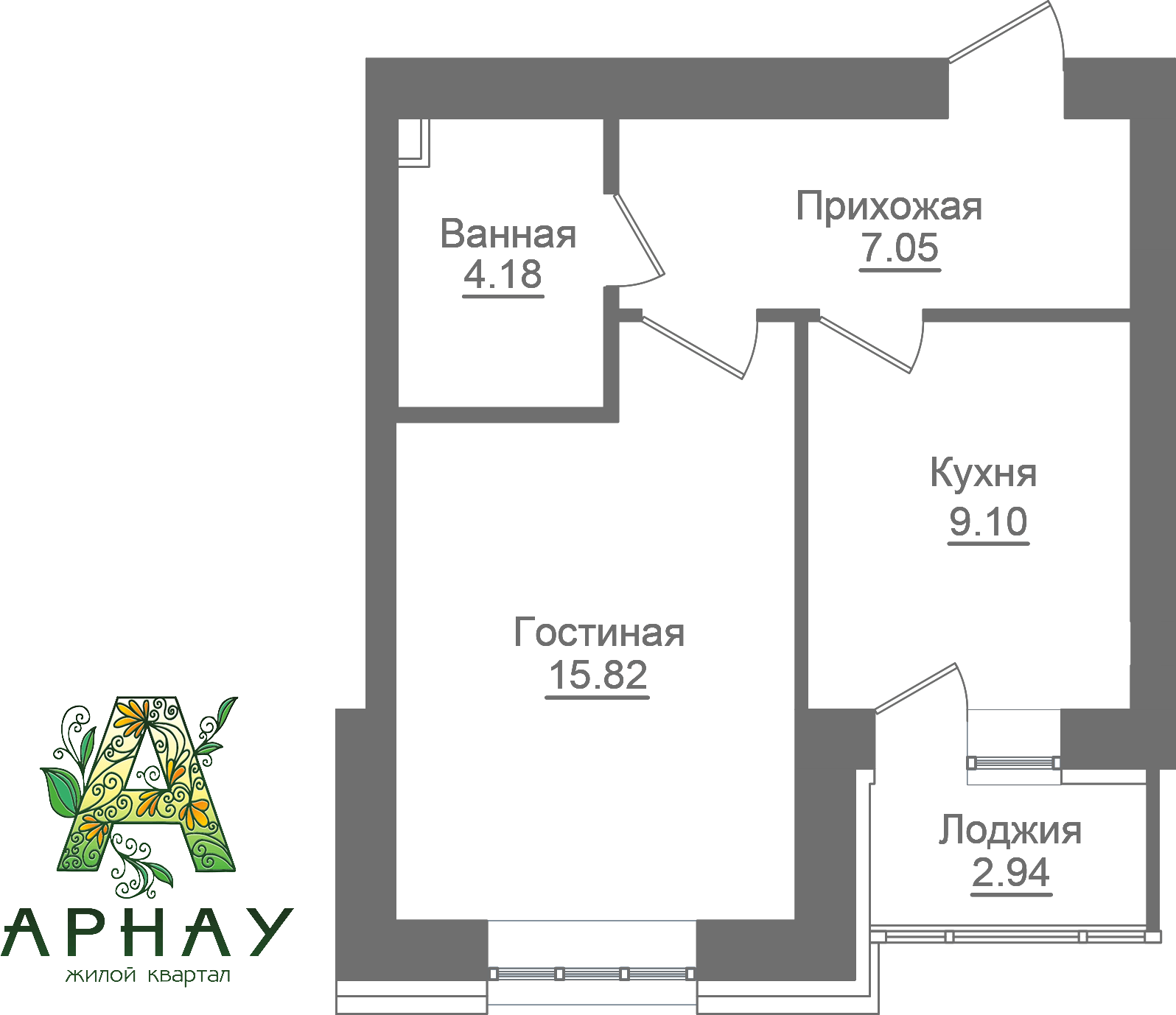 Квартира 164