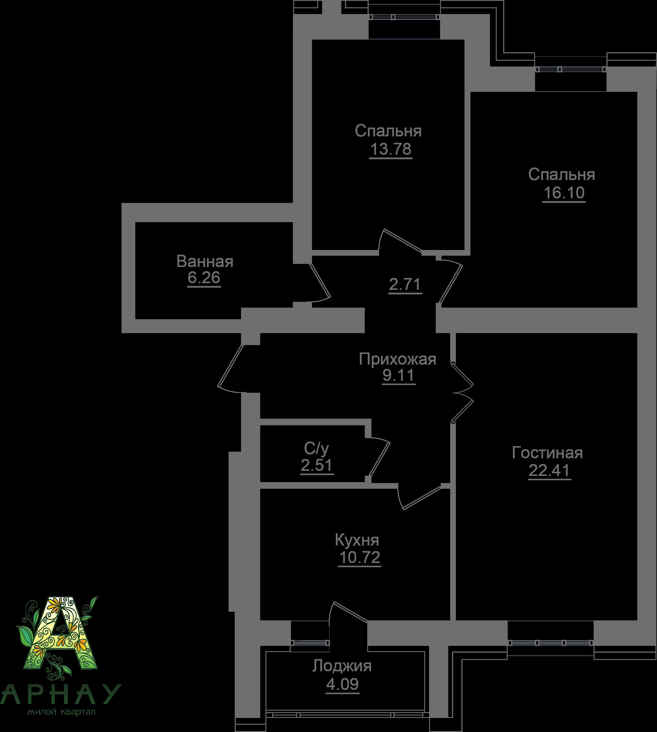 Квартира 193