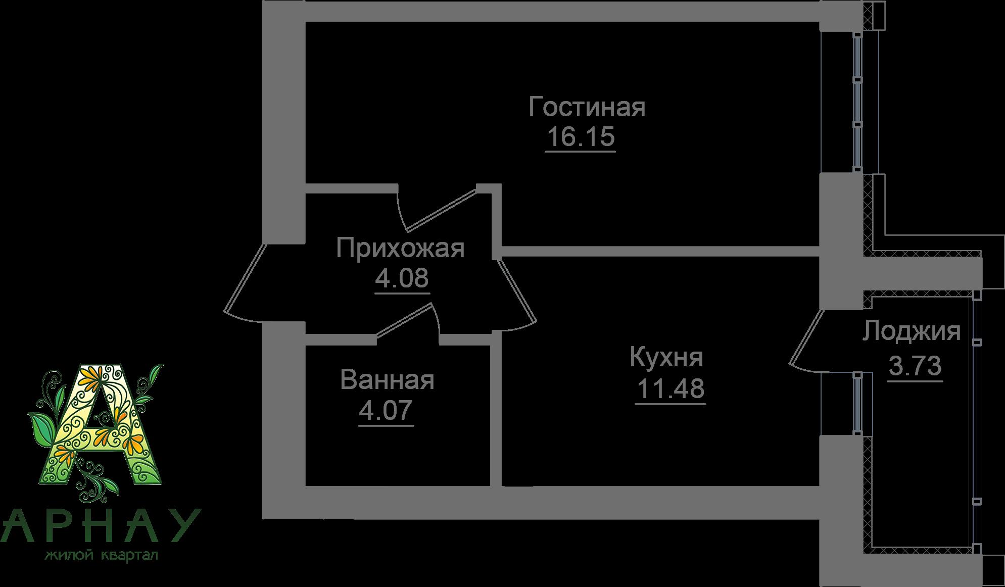 Квартира 104