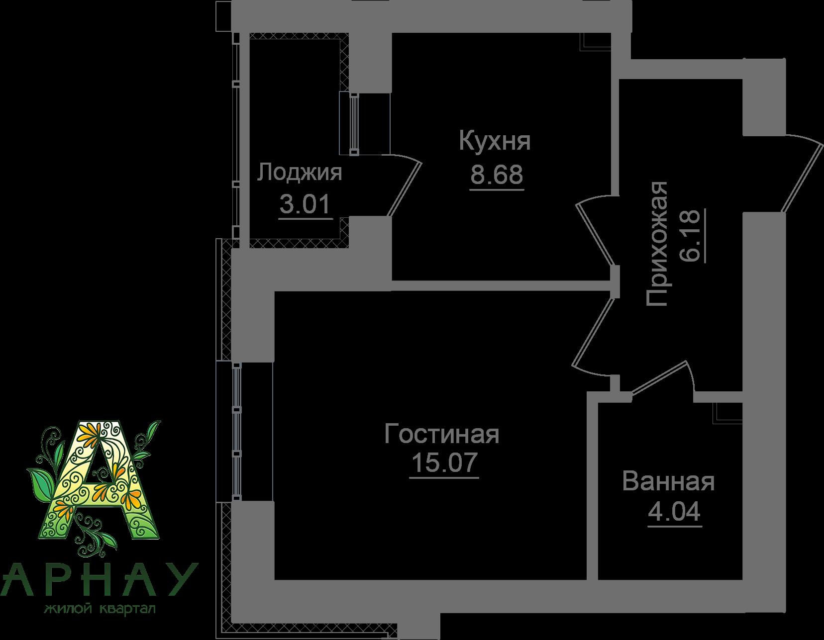Квартира 84