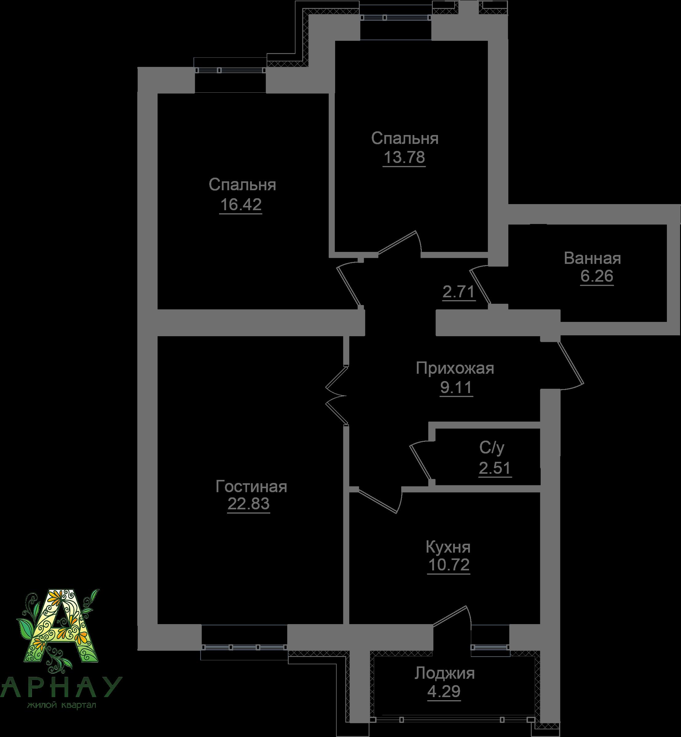 Квартира 119