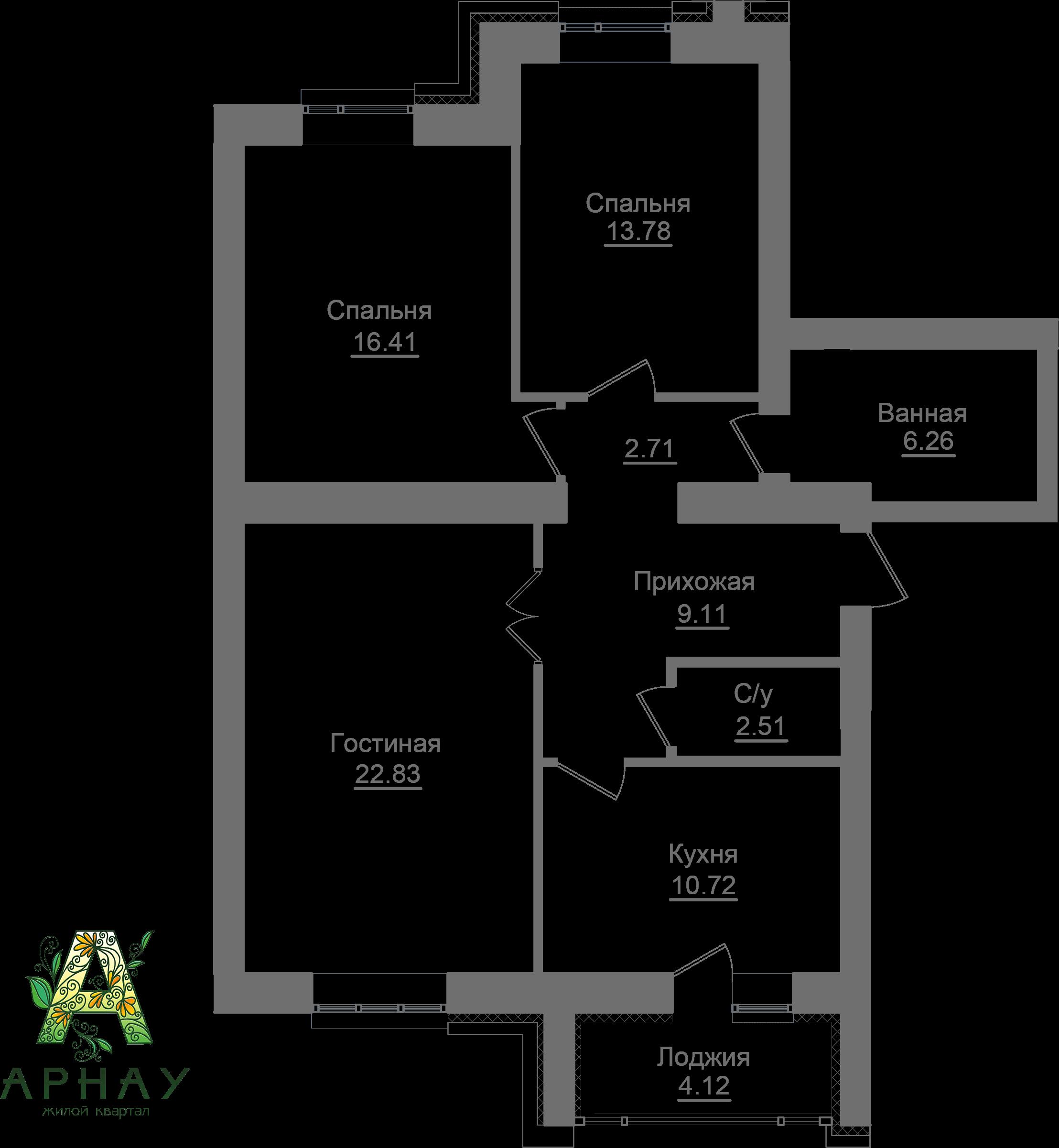 Квартира 127