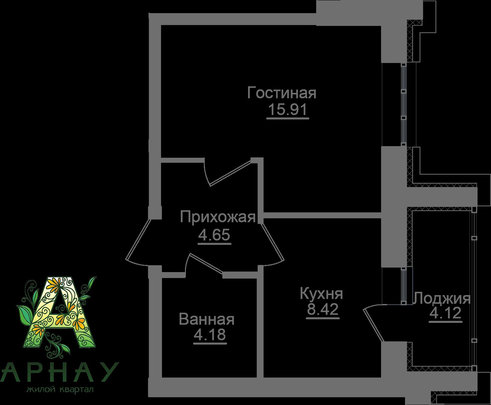 Квартира 102