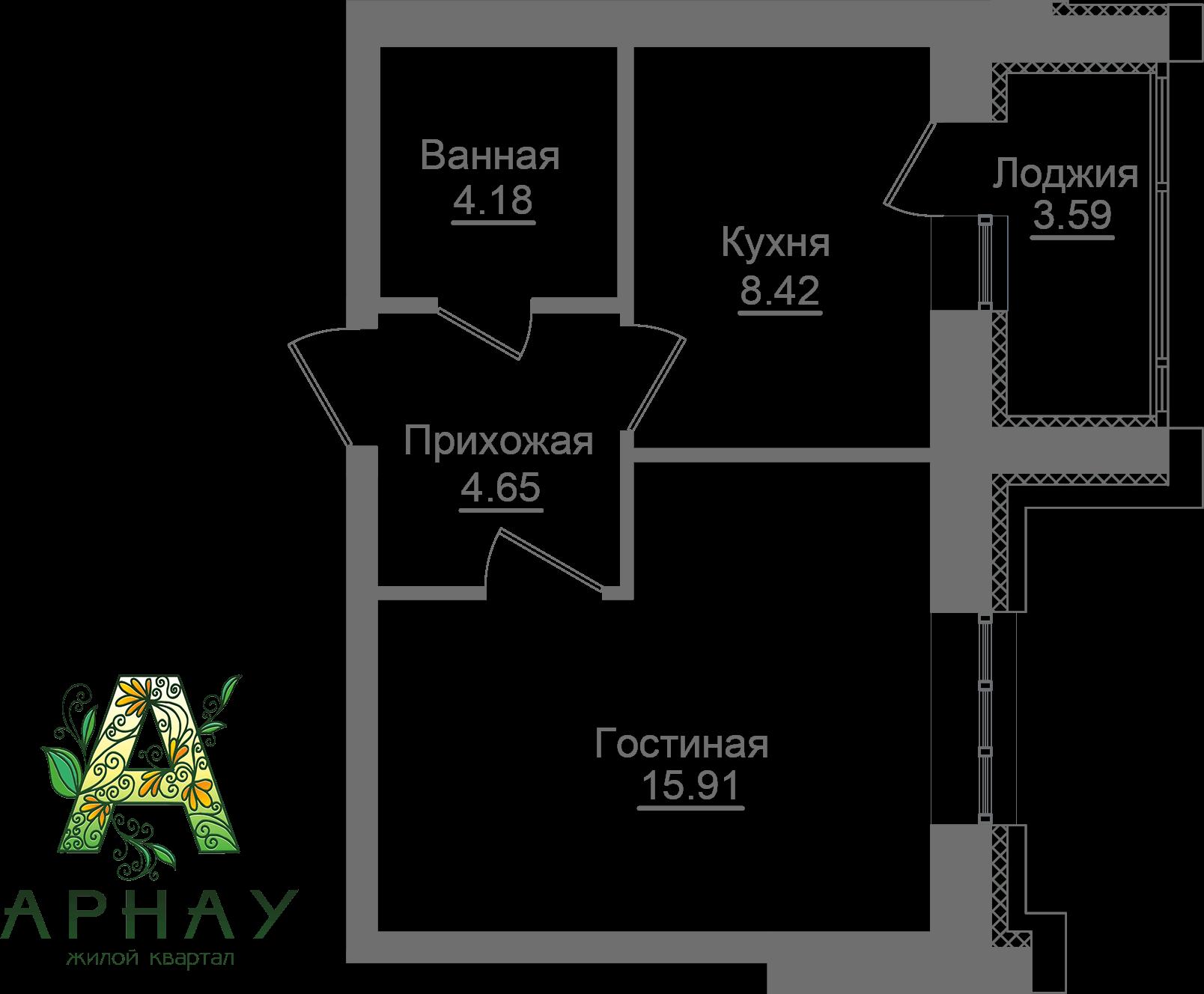 Квартира 64