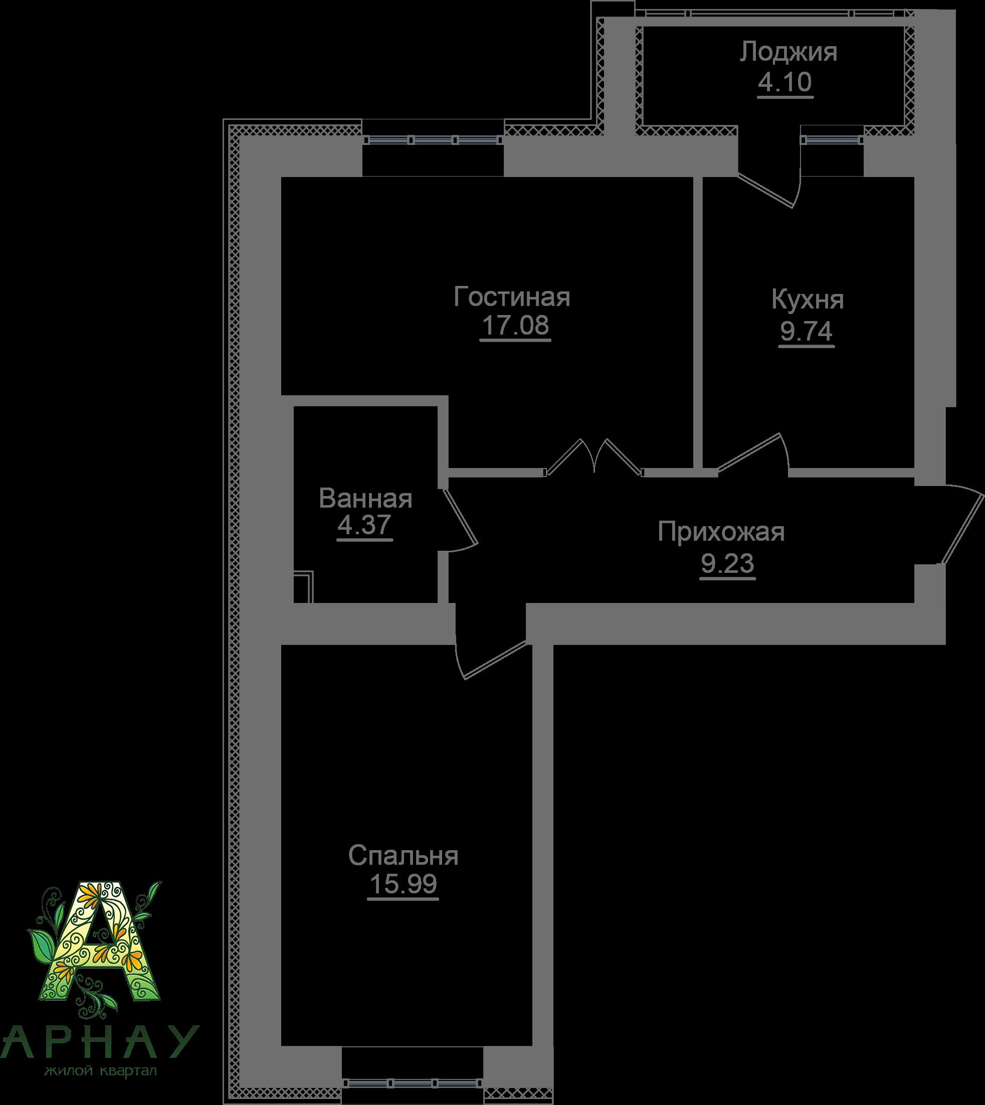 Квартира 34